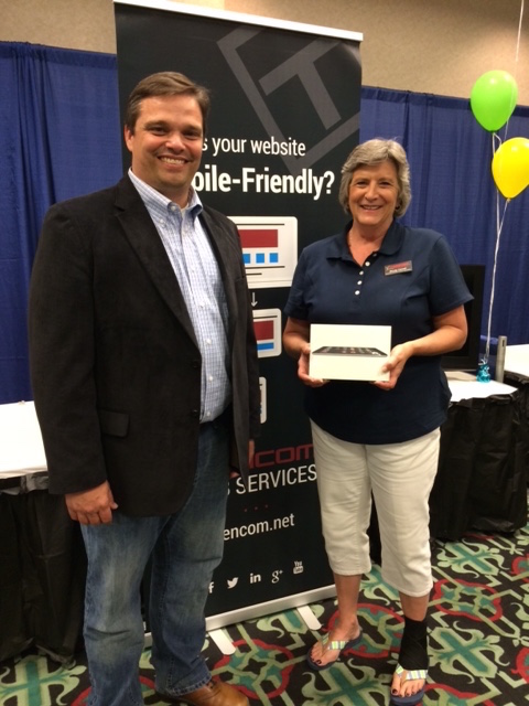 2015 Business Expo - Mobile-Friendly Giveaway
