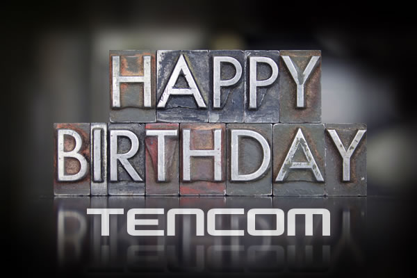 happy birthday tencom